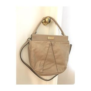 Marc by Marc Jacobs taupe hobo bag - lightly used